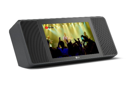 LG's audio-focused Google Assistant smart display is out now