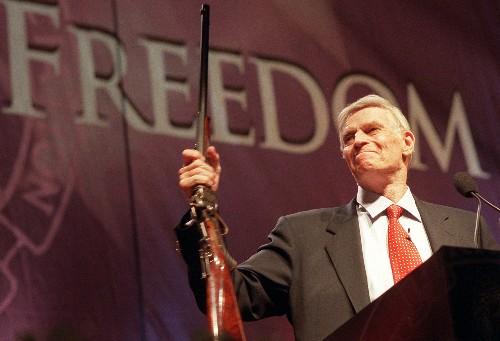 How the NRA resurrected the Second Amendment