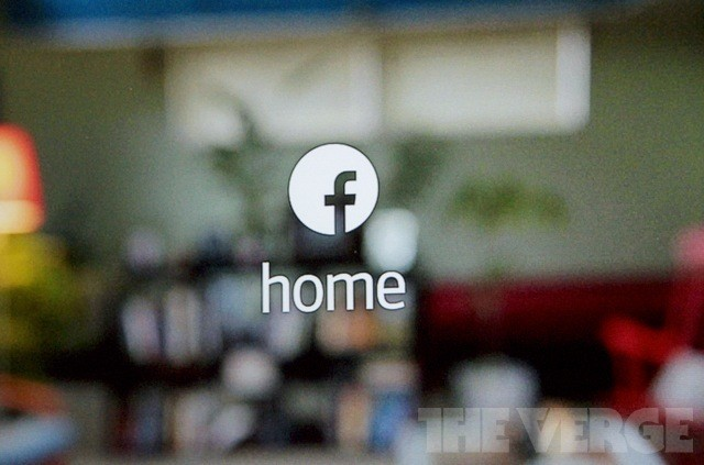 Facebook Home revamps any Android phone to make it about 'people, not apps'