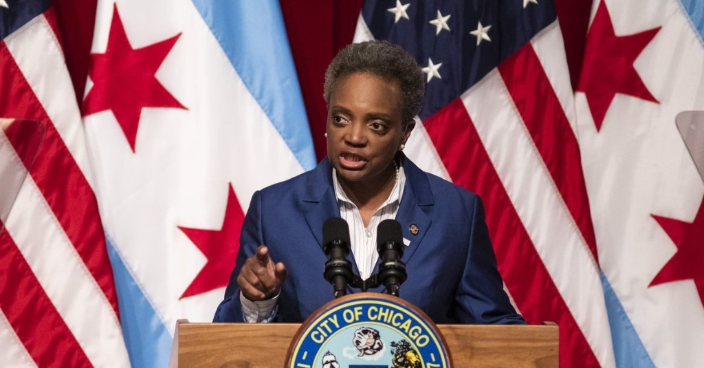 Lightfoot: No plans to change city holiday of Columbus Day to Indigenous Peoples Day