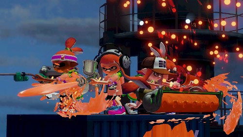 Why Splatoon is my game of the year