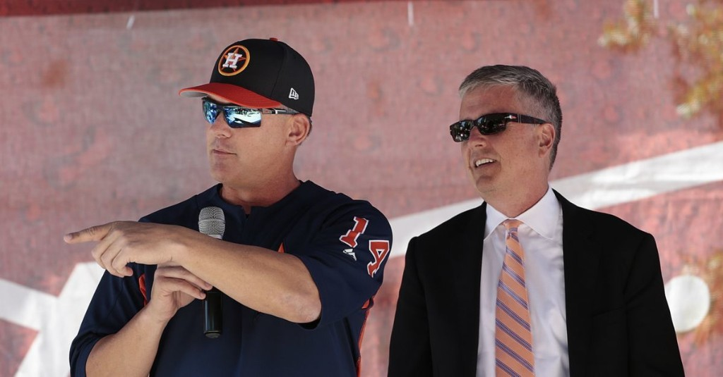 MLB's Astros punishment was extraordinary, and still not harsh enough