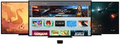 Unofficial Apple TV top charts show games are off to a strong start