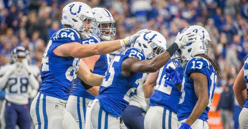 ESPN's Bill Barnwell Ranks the Colts as Having the NFL's 26th Best Offensive Weapons