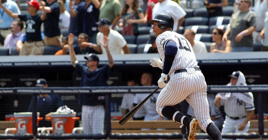 This Day in Yankees History: Two A-Bombs from A-Rod