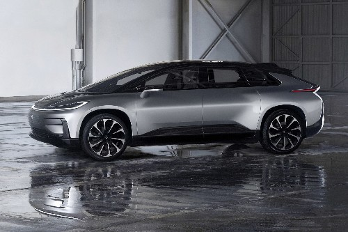 Faraday Future fires dozens of employees on unpaid leave