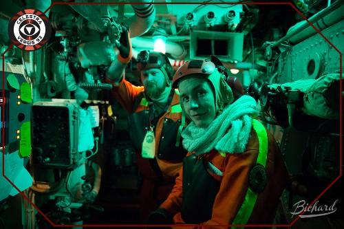 Can a real-life 'Battlestar Galactica' cross the Atlantic?