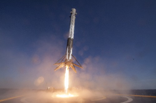 SpaceX is about to make history by relaunching a used Falcon 9 rocket