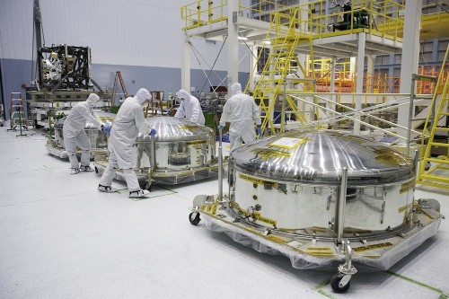 Bizarre new bacteria discovered in space agency 'clean rooms'