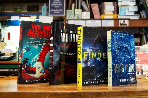 13 new science fiction and fantasy books to check out this April