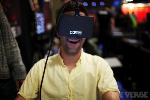 Oculus CEO: 'we're a lot more excited about where mobile's going'