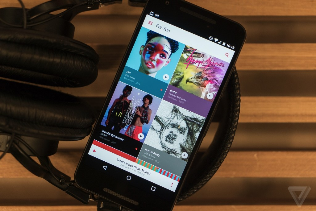 Apple Music for Android is out of beta