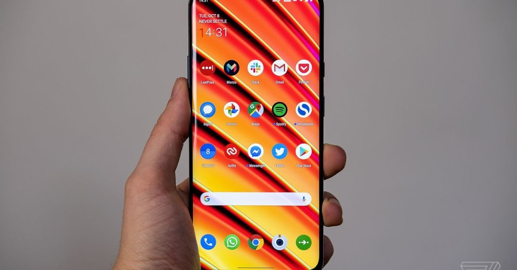 The OnePlus 7T Pro is a spec bump upgrade that won't come to the US