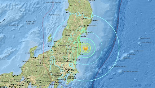 Japan's tsunami warning system worked well in today's major earthquake