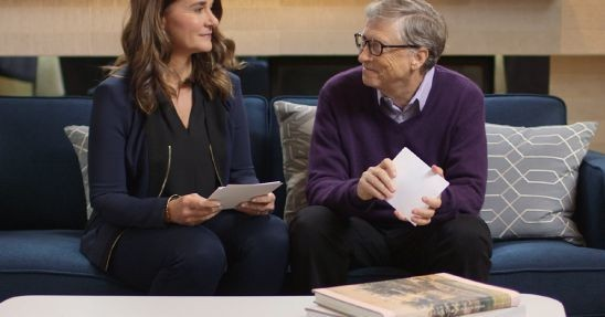 Bill and Melinda Gates say 'shocking' US pandemic response is due to 'terrible leadership'