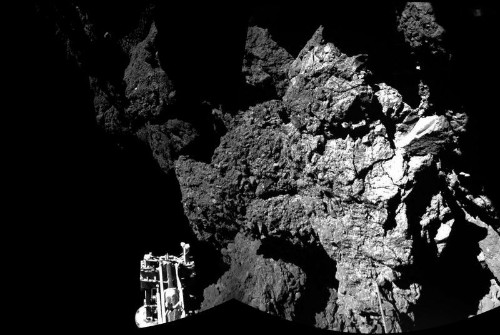 Earth's water probably didn't come from comets, Rosetta scientists say