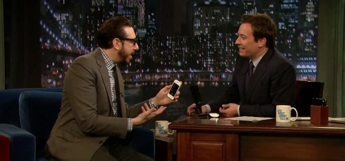 Jimmy Fallon to become host of 'The Tonight Show' in 2014