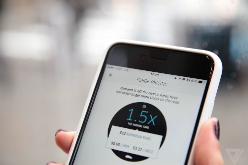 Uber is trying to make you forget that surge pricing exists