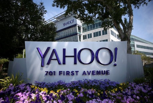Yahoo shows off password-free logins and new encrypted email technology