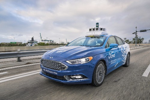 America's first self-driving car bill gets last-minute push from Congress