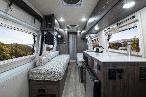 Winnebago's new camper van is prepped for off-grid adventure