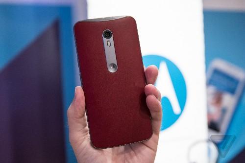 Hands on with Motorola's new Moto X Style