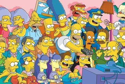 How an episode of The Simpsons is made