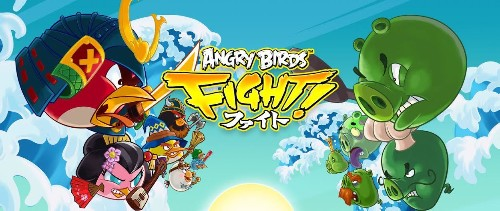 Angry Birds Fight is a hybrid monster of Candy Crush and RPG gaming