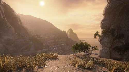 The stunning landscapes of Uncharted 4: A Thief's End