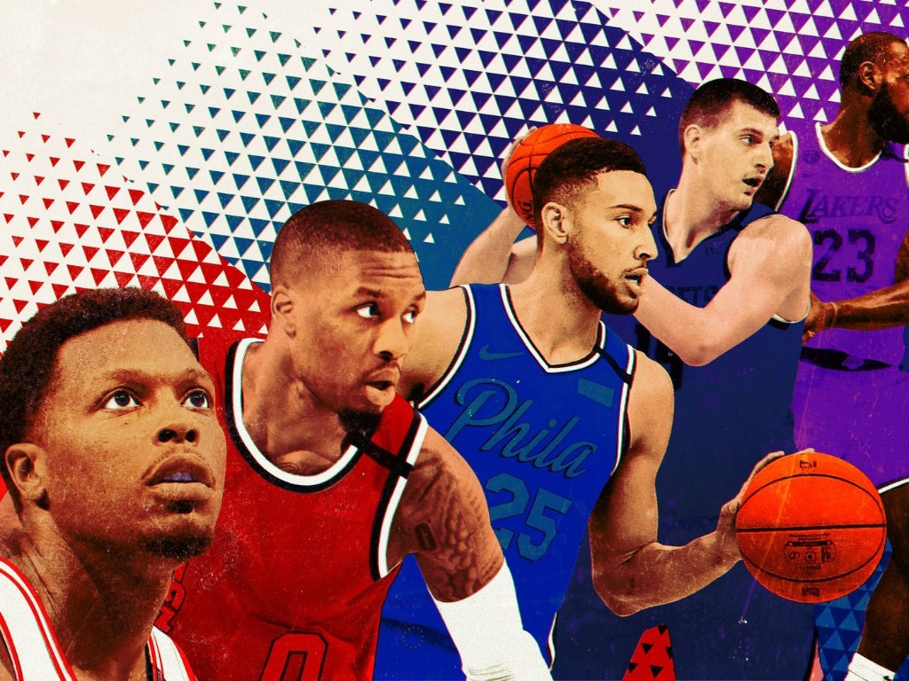 The Five Most Interesting Teams Heading Into the NBA's Restart