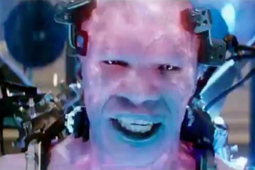 Jamie Foxx shocks as Electro in first 'Amazing Spider-Man 2' teaser