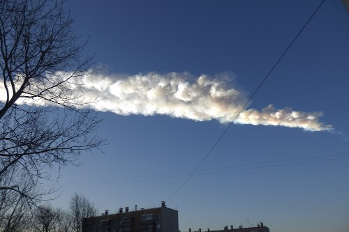 Asteroid crash 290 million years ago may have set Russian meteor on collision course with Earth