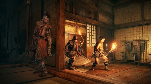 Fans reacting to Sekiro's most bizarre trap is perfection