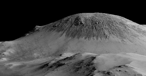 NASA confirms that liquid water flows on Mars