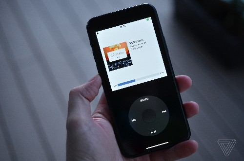 Apple pulls app that let you turn your phone into a virtual iPod with click wheel