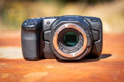 Blackmagic Pocket Cinema Camera 6K review: DP starter kit
