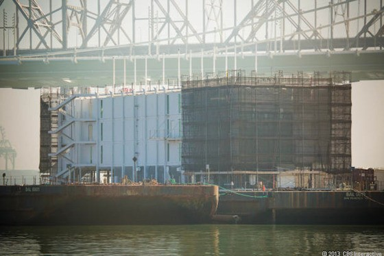 Google's mystery barge could be a VIP party boat and Glass store combined