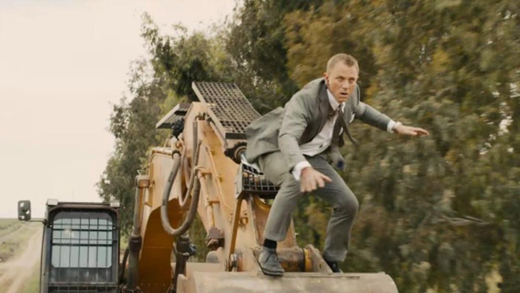 James Bond star Daniel Craig headed to Showtime next year