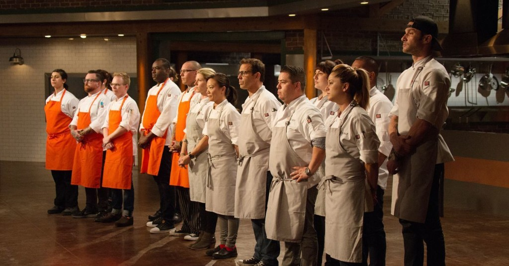 Reality TV Chefs Can't Compete In NYC's Dining Scene Anymore