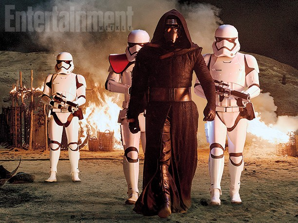 Check out the latest photos from Star Wars: The Force Awakens