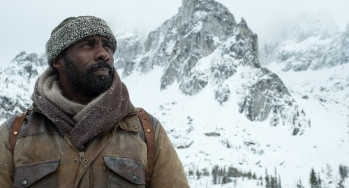 The Mountain Between Us looks like a survival movie, is actually an extended Idris Elba fantasy