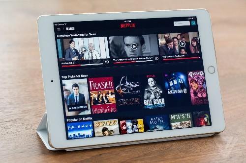 Teens aren't interested in your big TV