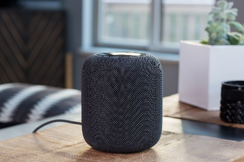 The Apple HomePod goes on sale in Japan next week