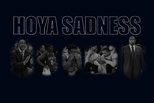 Hoya Sadness: Welcome to The Cynical Bracket