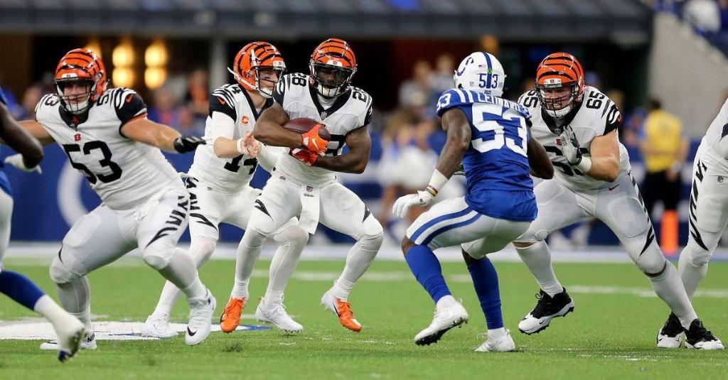 2020 NFL Week 6: Cincinnati Bengals at Indianapolis Colts Open Thread