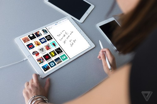 Apple's iPad Pro outsold Microsoft's Surface tablet last quarter