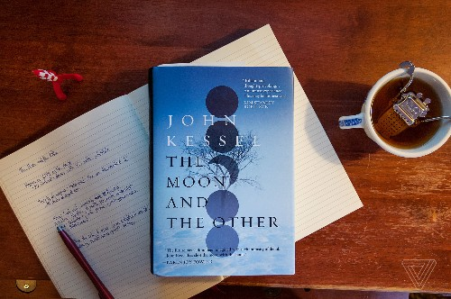 The Moon and the Other: a sci-fi novel about how we undermine our best intentions