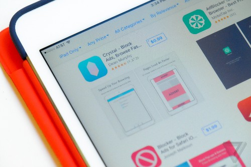 Best-selling iOS ad blocker Crystal will let companies pay to show you ads