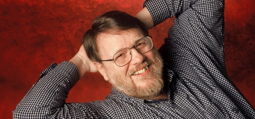 Inventor of email and savior of the @ sign, Ray Tomlinson, is dead at 74