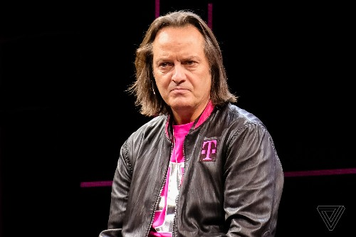 WeWork reportedly wants to hire T-Mobile's brash CEO John Legere as its new boss